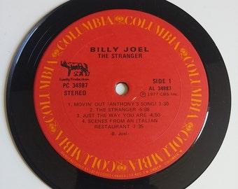Vinyl Record Magnet - Billy Joel The Stranger