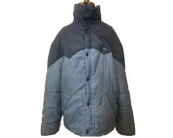 Ocean Pacic Jacket Vintage Puffer Size Large Unisex
