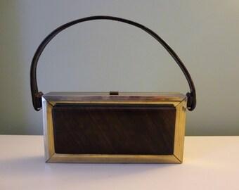 Vintage Retro Bag Purse Dover 60s