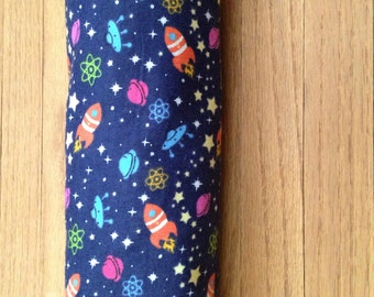 Outer Space Swaddle Receiving Baby Newborn Toddler Blanket Large