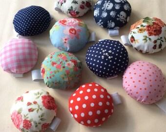 Handmade  Wrist Pincushions
