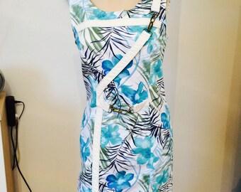 Summer dress made of cotton