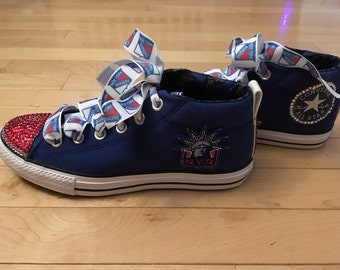 Custom New York ranger cons