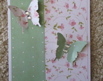 Butterfly Cards Set of 3