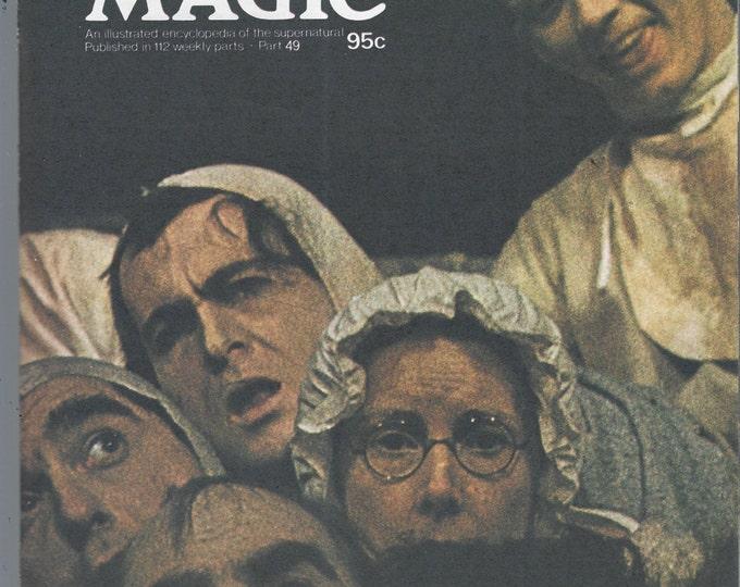 Man, Myth and Magic Part 49 Magazine by Richard Cavendish 1970