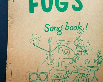 "Tuli Kupferburg and Ed Sanders ""The Fugs Songbook"""