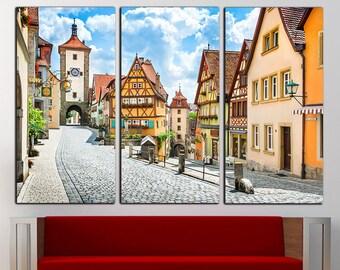 Franconia print Franconia canvas Franconia wall art Franconia decor Bavaria canvas Bavaria wall decor Bavaria wall art Bavaria print Decor