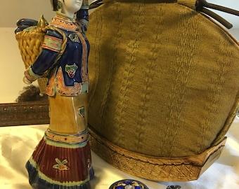 Vintage Oriental Purse