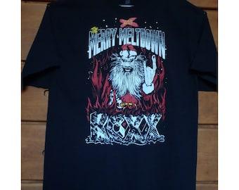 Korn, Stone Temple Pilots Merry Meltdown 2014 X 103.9 T-Shirt