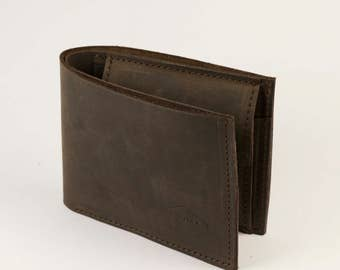 Leather Wallet / Billfold / Coin Purse