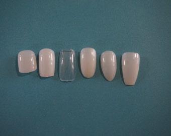 Set of 20 custom design press on nails