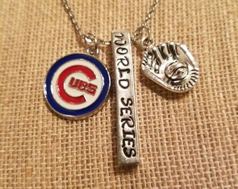 "Shop ""chicago cubs world series"" in Jewelry"