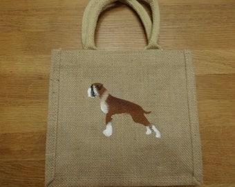 Boxer Dog Bag