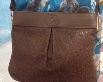 Vintage Shoulder Bag. Original Made in Italy. Florenti