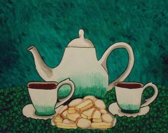 Irish Tea Set