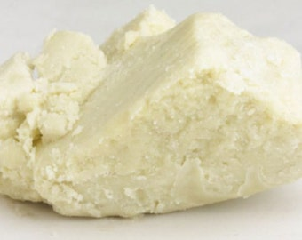 Shea Butter 10 lb Cold Pressed USDA Certified Organic white/ivory 100% Pure Raw  Unrefined Bulk Wholesale