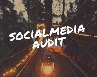 Social media management, social media audit, social media critique, seo audit, seo, sem, branding, brand identity, marketing, blog identity