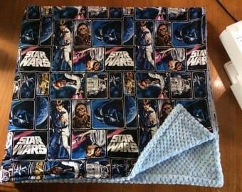 Star Wars Toddler Blanket Ready to Ship