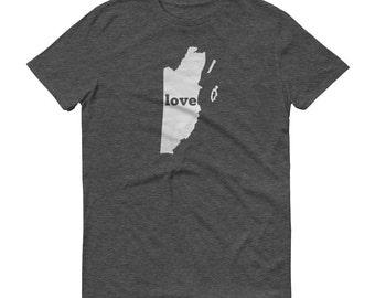 Belize, Belize Clothing, Belize Shirt, Belize T Shirt, Belize TShirt, Belize Map, Belizean Gifts, Made in Belize, Belize Love Shirt