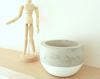 Dipped Bowl / Planter