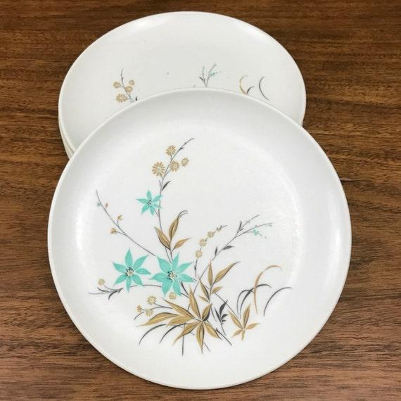 Melmac Starter Plates on Etsy