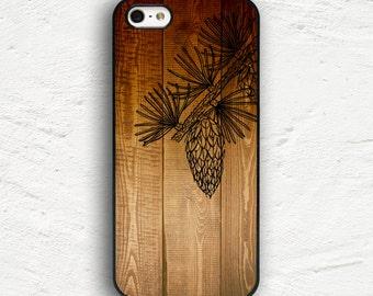 Pine Cone iPhone 7 Case iPhone 7 Plus Case iPhone 6s Case iPhone 6 Plus Case iPhone 5s iPhone 5 Case iPhone 5c Cover