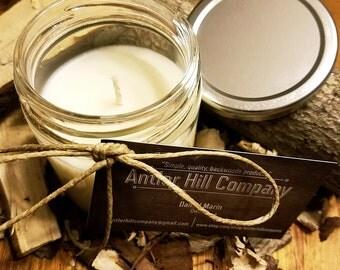 Cinnamon Stick - Mason Jar Candle
