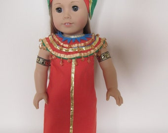 American Girl Doll costume fit for a Queen