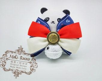 MokiRococo Courageous Sailor Collar