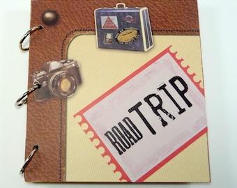 Travel Journal-Road Trip