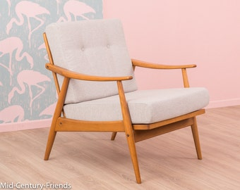 60s Chair, sofa, 50's vintage (605032)