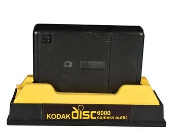 Kodak Disc 6000 With Box