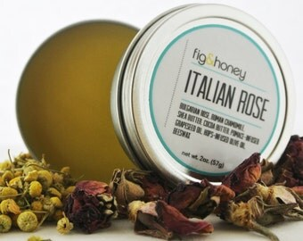 Fig & Honey - Italian Rose Salve