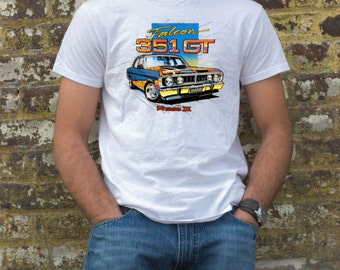 Ford Falcon gtho phase 3 t-shirt