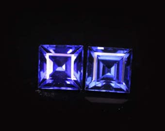 4.9 ctw. blue sapphire loose gemstone.