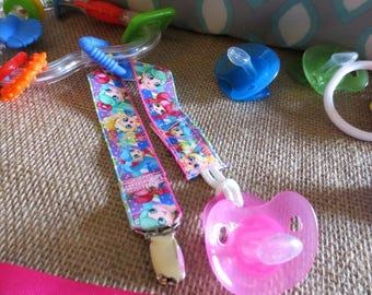CLEARANCE SALE Pacifiers for Girls