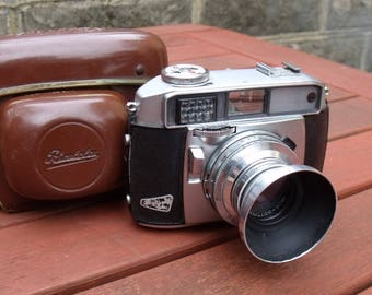 Vintage 1958 Balda Baldessa 1b Rangefinder 35mm Camera