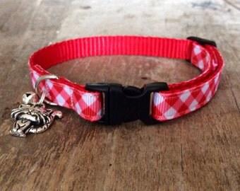 Check cat collar