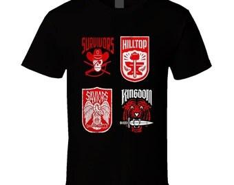 Walking Dead Logo Tshirt