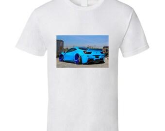 Ferrari Industrial Tshirt