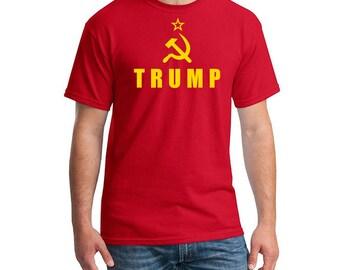 2016 Trump hammer & sickle  T-Shirt