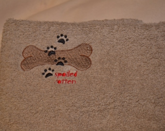 Doggie Towels