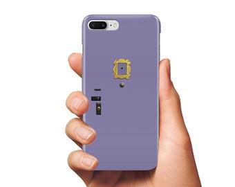 Friends Door case phone iPhone case phone Samsung Galaxy case friends case friends cover phone iPhone 6 s case iPhone 6 case Samsung S8 case