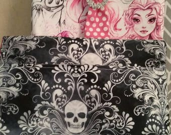 "Sleeve Case for Ipad Ipad Mini Kindle Nook Tablet  7"" 8"" 10"" or Custom Size any fabric"