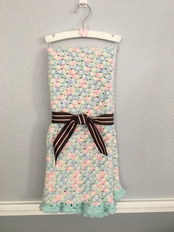 Crochet Blanket, Baby Blanket