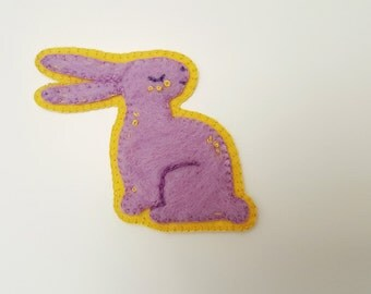 Rabbit BROOCH