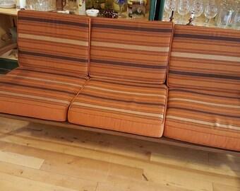 Signed Viko Baumritter Danish Modern Sofa - Original Fabric
