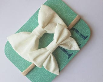 Bow Tie/Headband set