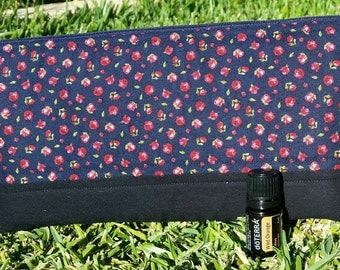 Essential oils bag/pouch/clutch, doTERRA travel storage