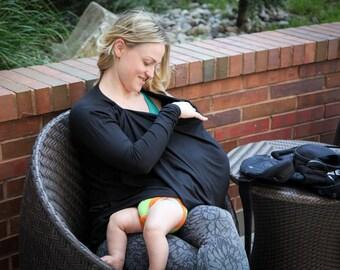 Nursing and Breastfeeding Cover